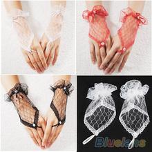 Svadobná čipkovaná ozdoba na ruky z Aliexpress