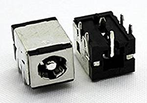 Cool-See DC Power Jack For ASUS C90S F8VA F8VR F8V F9 F9S F9SG F9E F9DC F9E F9F F9J G50V G51 G51VX G60J G60V G71G G71GX G72GX G73JH G73JW-XT1 G73S G73SW G74SX G75 G75V G75VW M50s N73 N73SV N80 N80VN N80VC