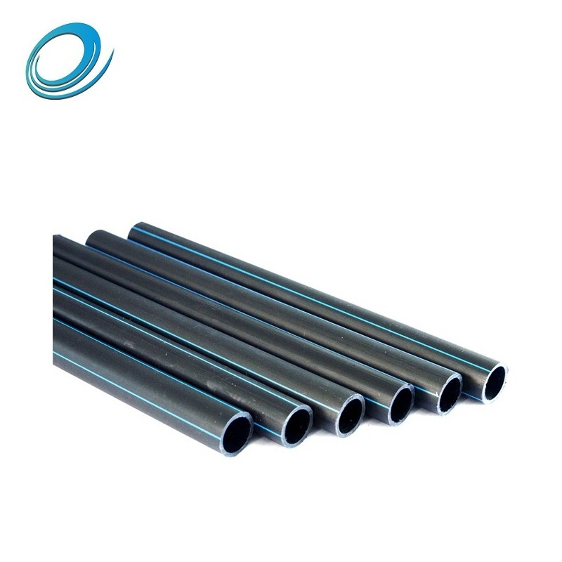 Large diameter high density polyethylene hdpe pipe low prices sale for irrigation