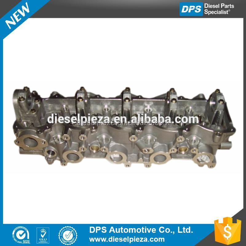 2.5L Aluminum Diesel WL Engine Cylinder Head for Mazda MPV Engine Parts