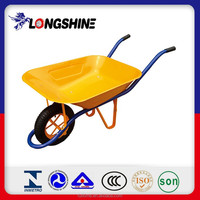 Powered Wheel Barrow For Construction,Color High Quality Wheel Barrows Manufacturers,Construction Building Wheel Barrow Direct M
