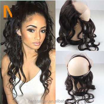 100% Natural Indian Human Hair Price List 360 Lace Frontal Closure Lace  Closure 06ae66ceb0ee