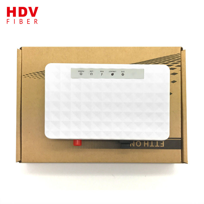 1GE CATV WIFI Gepon GPON ONT FTTH Epon ONU Compatible ZTE HUAWEI OLT