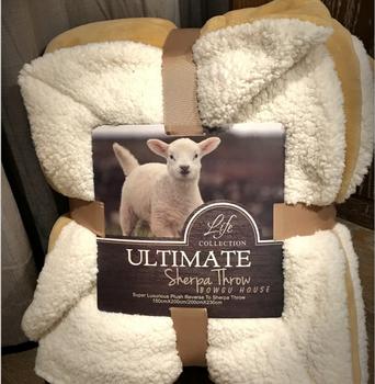 wholesales 100 polyester stock cheap polar flannel fleece blankets