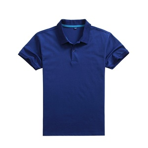 Cotton Men's Custom New Design Model Polo T Shirt Men Manufacturing