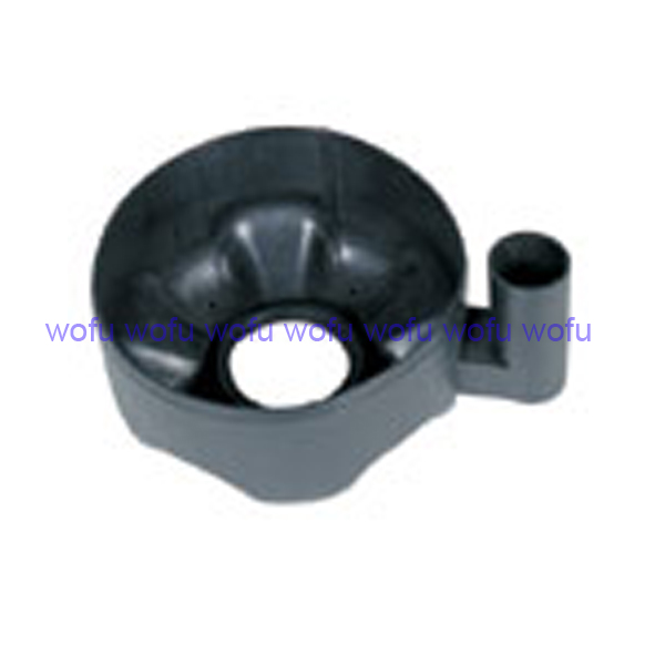 plastic base for CE extinguisher bottom