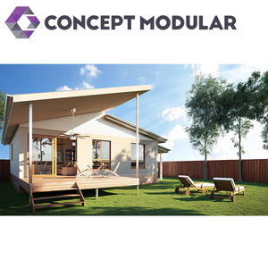 Latest designs modern modular housing prefab homes for living house
