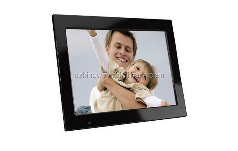hot sale! high quality outdoor digital photo frame 15 inch for wedding, promotion,birthdaygift