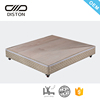 Knock Down Plywood Star Quality Vienna Hotel Custom Made King/Queen Bed Base with Castors
