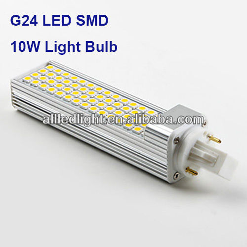 Energy Saving 10W G24 PL LED Lamp