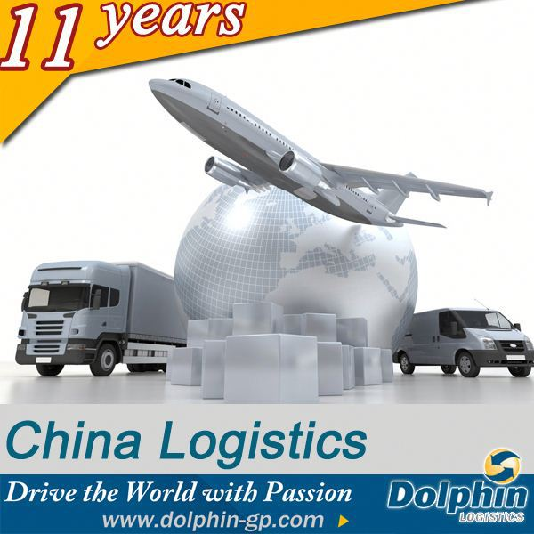 Alibaba air shipping agent from China to Pakistan----dolphin