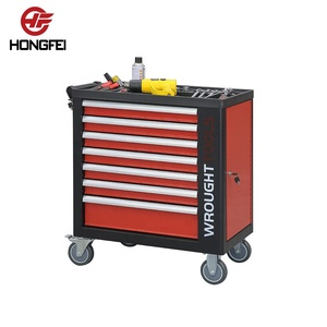 Heavy Duty Tool Chest And Rolling Tool Cabinet Set With Drawer