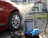 Outdoor Portable Car Washing Machine Car Washer,High Quality Cheap Automatic Car Wash,Car Washing Machine with water tank 15L