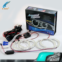 For bmw e92 body kit led angel eye auto parts indonesia