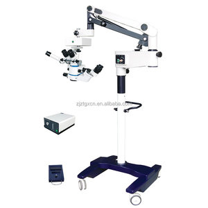 CE ISO certified popular export ophthalmic operating microscope LZJ-6D