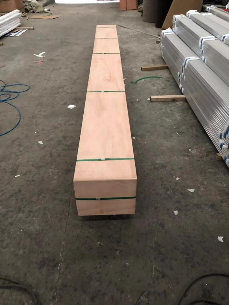 Embedded Anti Slip Inserts For Stair Treads In Wood Steps
