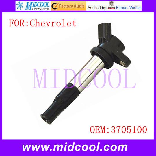 Новый катушка зажигания использования OE NO. 3705100 для Chevrolet