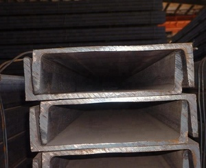 China U type steel channel/U channel steel building material