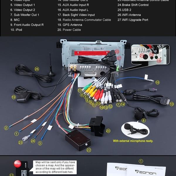 eonon e10 12 guide d'installation