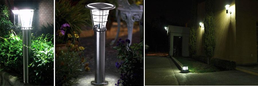 solar garden light rotating solar garden lights solar