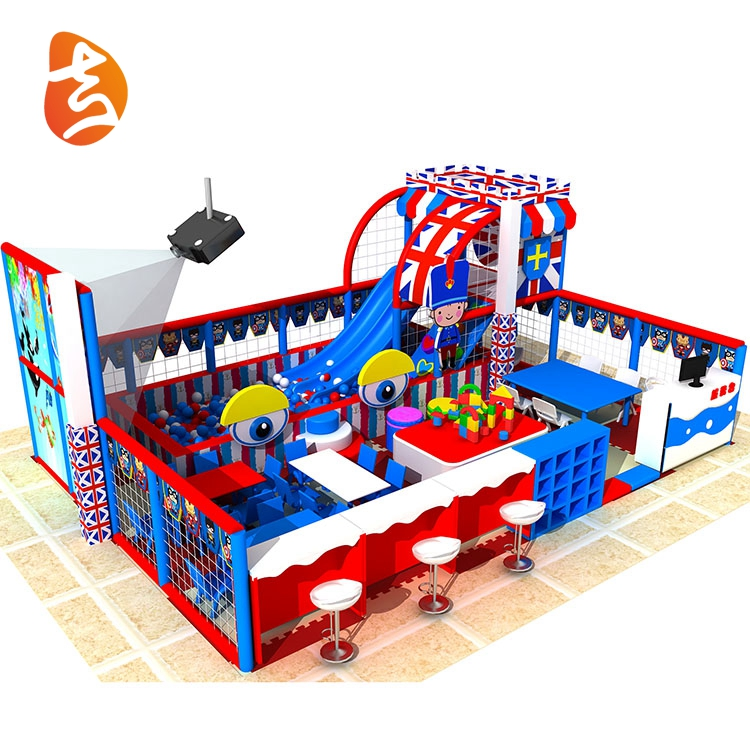 Factory wholesale eco-friendly children indoor playground british style amusement park equipment for sale