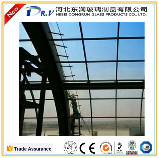 Stainless I Beam Curtain Glass Wall/curtain Wall Glass