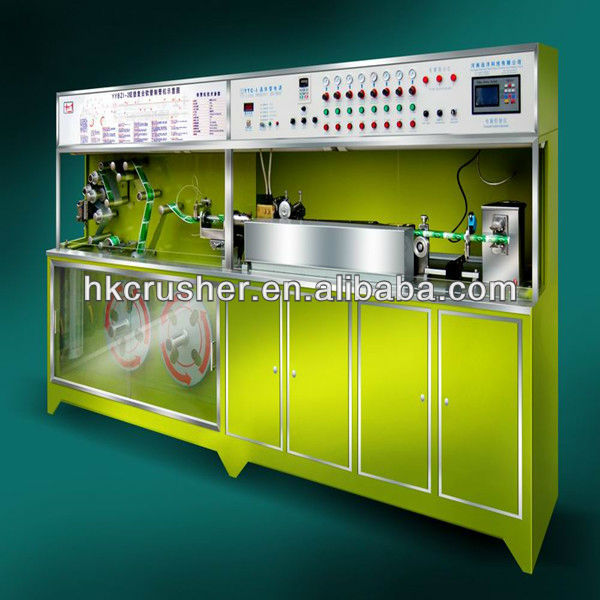 China Laminated tube making machine