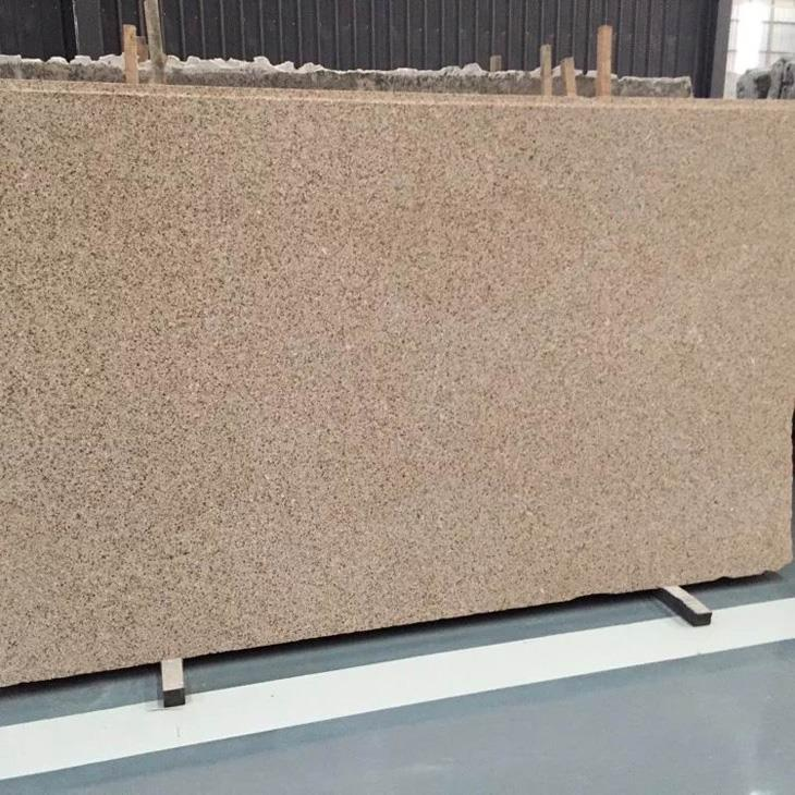 High quality cheap beige rusty granite G682 slabs & tiles on sale