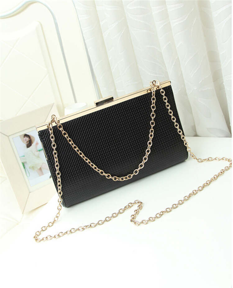 Get Quotations Crossbody Women Bags 2017 Fashion Messenger Bag Chain Handle Designer Handbag Las Leather Clutch Wedding Bolsa