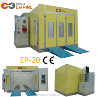 Empire Powder Coating/ furniture spray booth paint booth