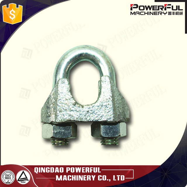 3mm 40mm galvanized din741 wire rope clip-Source quality 3mm 40mm ...