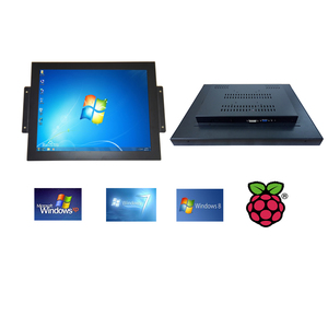 IP65 water proof 15 inch IPS capacitive touchscreen monitor industrial application