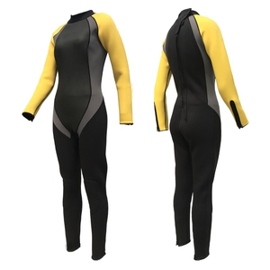 Hot selling yamamoto neoprene wetsuit Diving suit for women