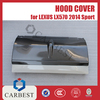 High Quality Best Selling Hook Cover for Lexus lx570 sport 2014 body kit
