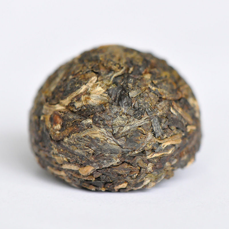 Century-old Pu'er tea, green tea, Young recruits No. Delicate small Tuo Tuo born gift