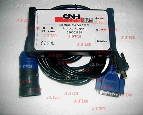 cnh est 8.3, cnh est diagnostic kit ,cnh diagnostic tool for new holland Agriculture tractor &Construction