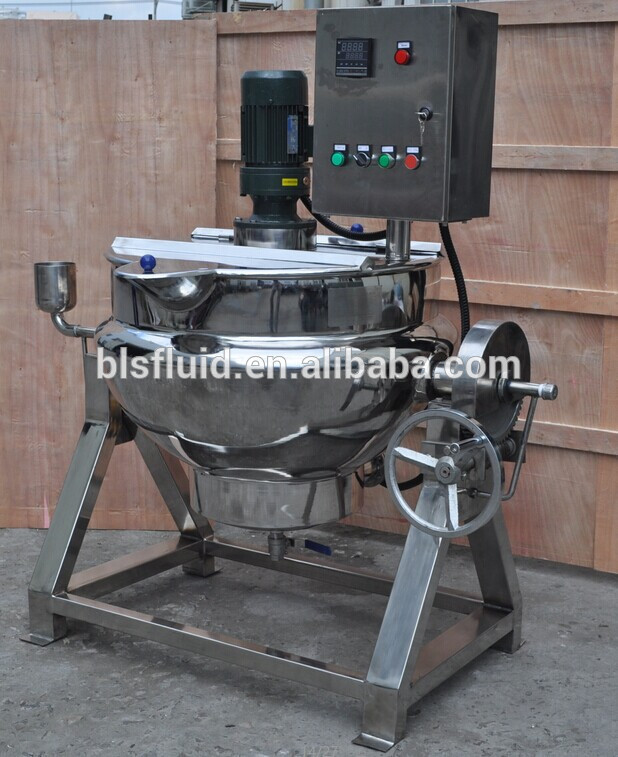 LPG /electric heating candy cooking machine