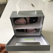 baby shoe box packaging custom shoe box packaging