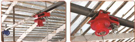 ^Rope Pulling Poultry Winch/Ceiling Wich/With Best Prices