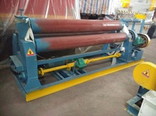 stainless steel W11 series electric tobacco rolling machine,specification for sheet rolling machine