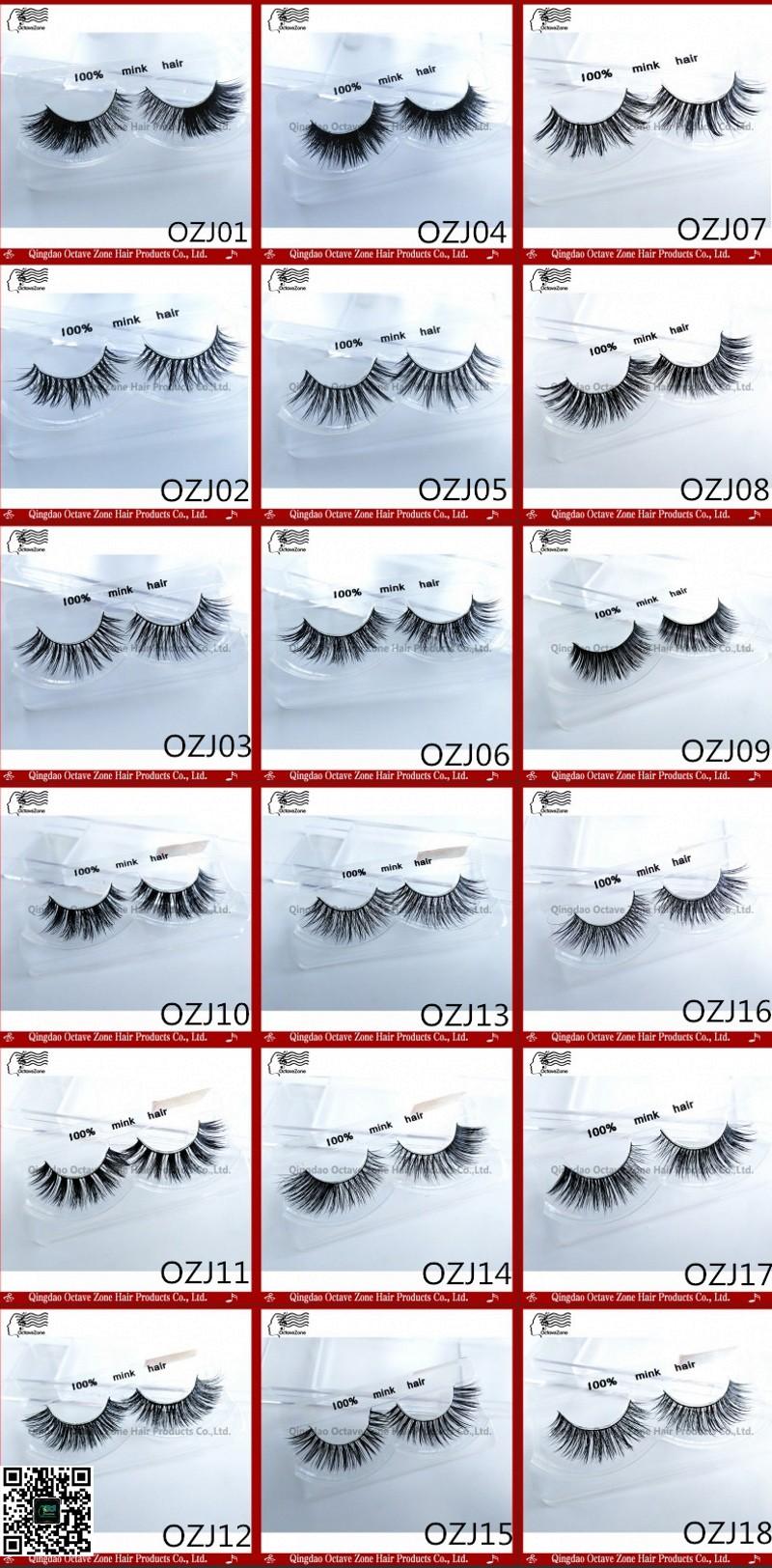 2a60c112815 False Eyelashes Manufacturer Real Mink Strips Eyelashes With Custom Package  Custom Eyelash Box