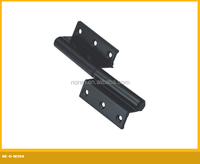 Black Aluminum Alloy Hinge for Doors and Windows