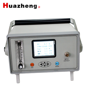 Cheap Price sf6 gas leakage detector Test Set SF6 Gas Purity Analyser comprehensive gas analyzer
