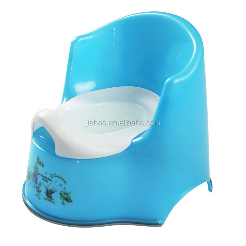 China factory movable plastic baby urinal toilet training