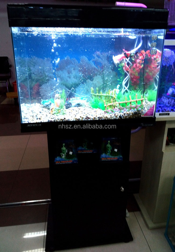 Touch- led aquarium licht mode met tafel