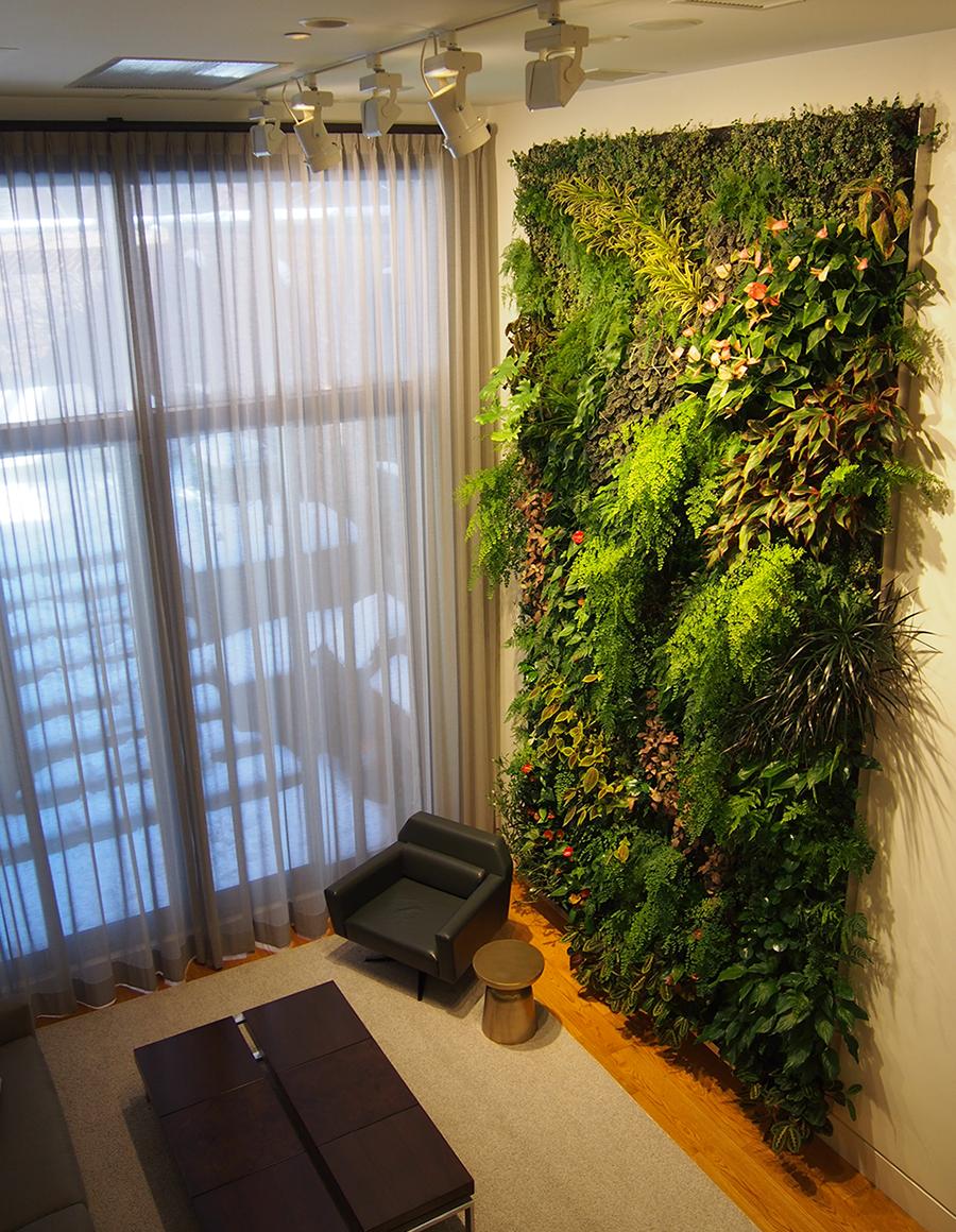 Wholesale Artificial Vertical Garden Wall Indoor Green Wall