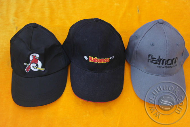 Custom embroidered snapback hats