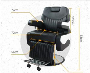 promotion price salon furniture hair cutting stools / barber chair