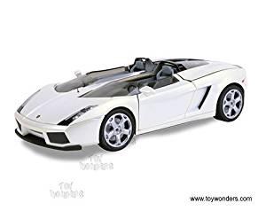 Get Quotations · 79156W Lamborghini Concept S 4l19kgpo3y Opcs95ihr Hard Top  79156W 1/18 Scale Motormax Wholesale Diecast