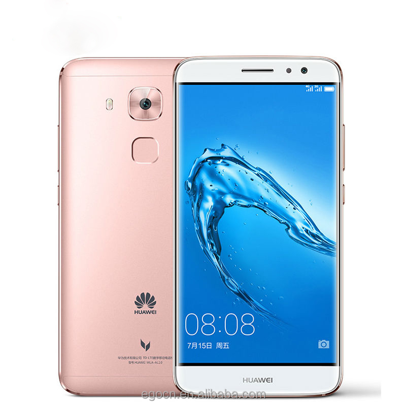 Original Huawei Maimang 5 Android 6.0 4GB 64GB 2.5D Glass Smartphone 5.5 Inch Fingerprint MSM8953 Octa Core 2 Rear Camera 16.0M